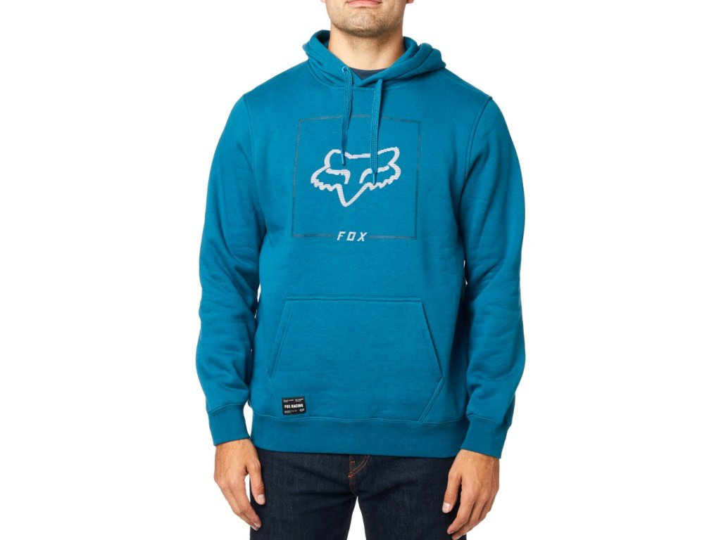 chapped pullover fleece
