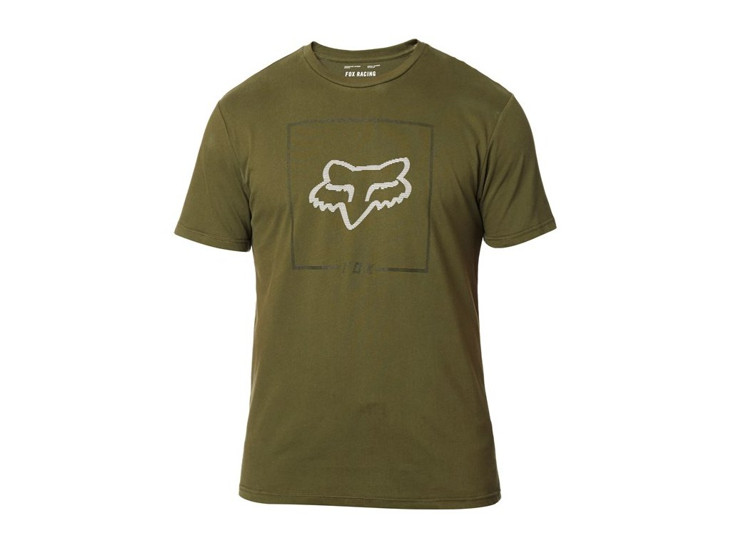 TRIKO FOX CHAPPED SS AIRLINE OLIVE GREEN