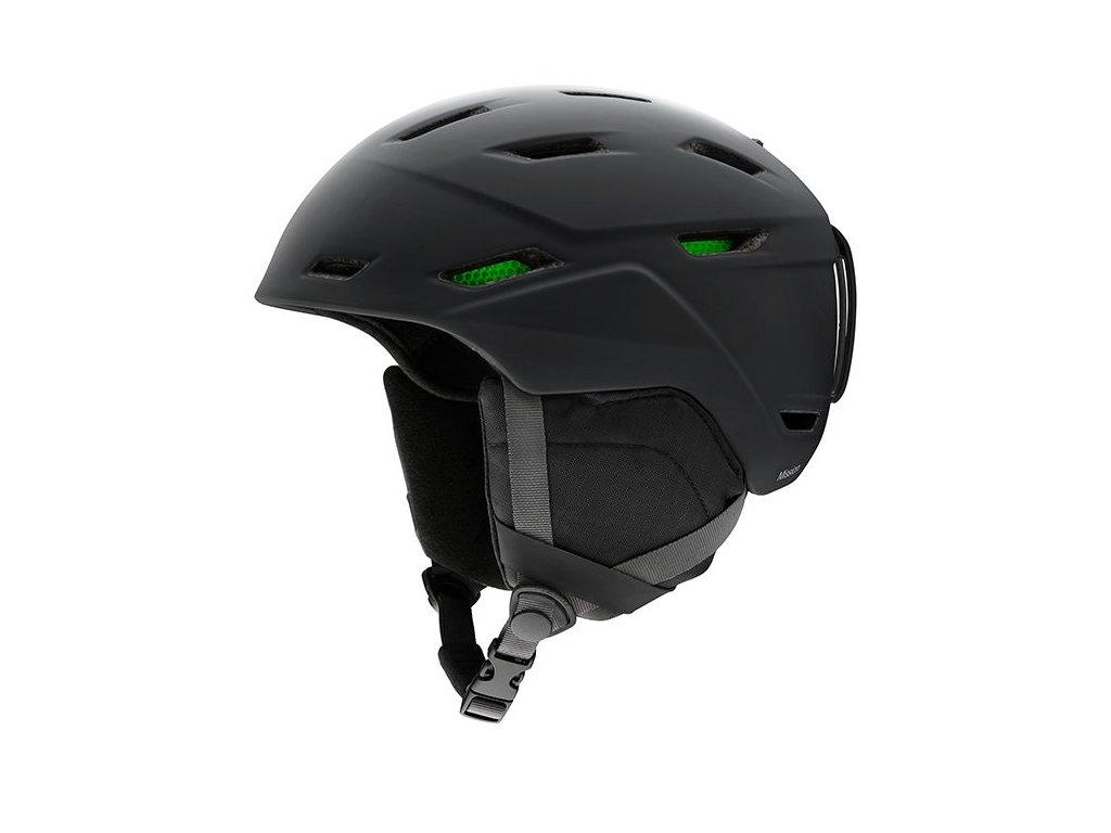 helma smith mission matte black