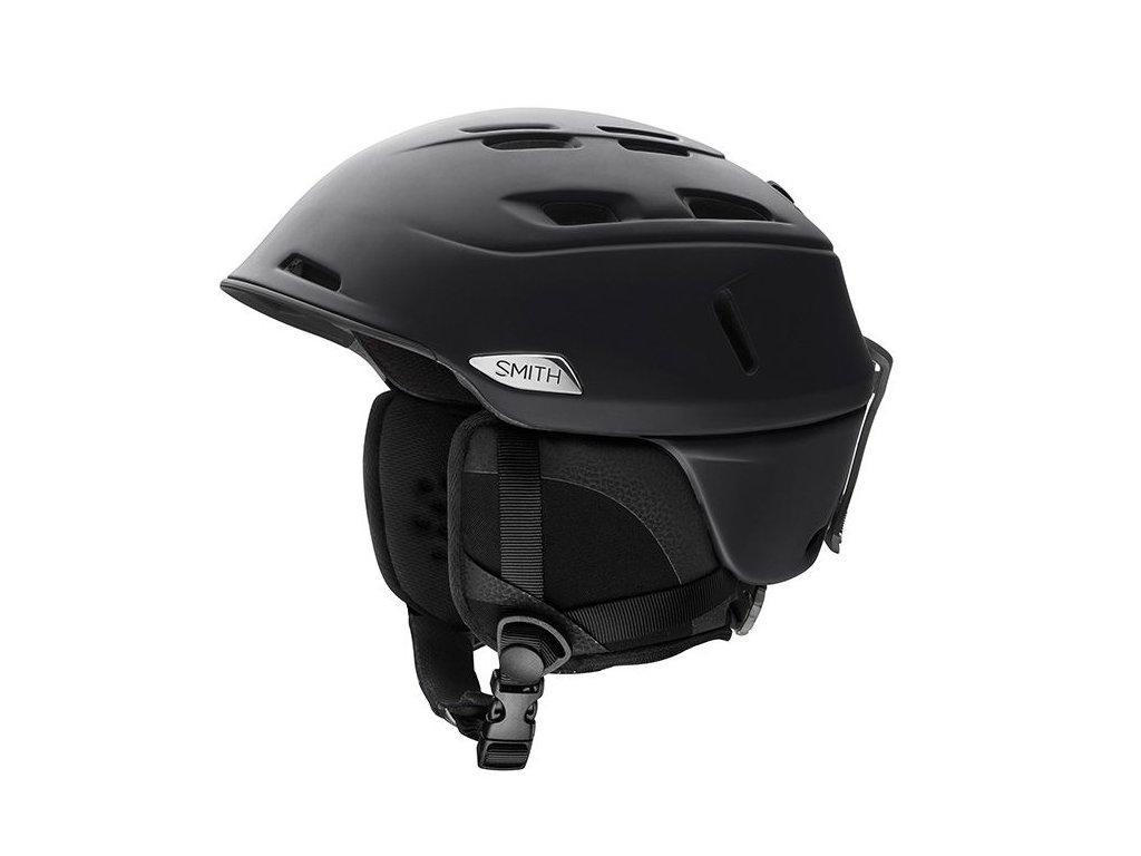 helma smith camber matte black