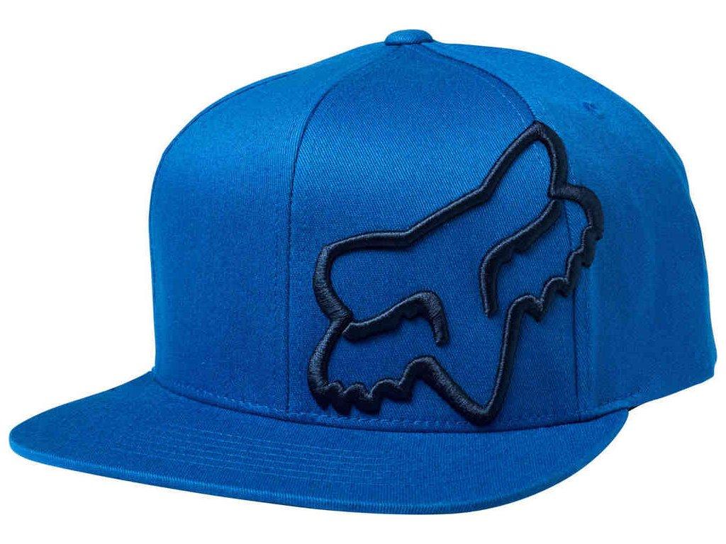 Kšiltovka Fox Headers Snapback Royal Blue