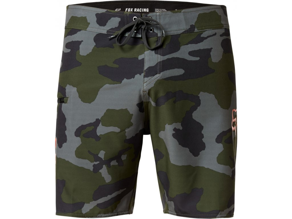 BOARDSHORT FOX OVERHEAD 20´ CAMO GREEN