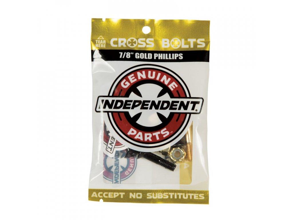 IN GenuineParts PhillipsHardware 78in Gold PackageFront