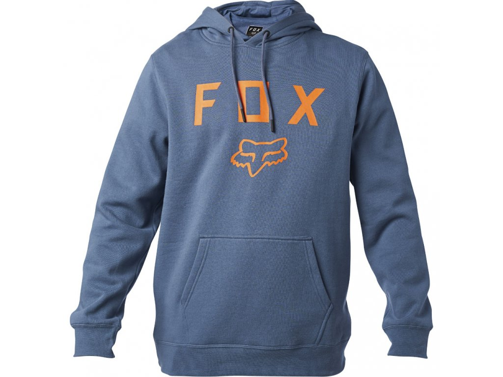 MIKINA FOX LEGACY MOTH FLEECE BLUE/STL