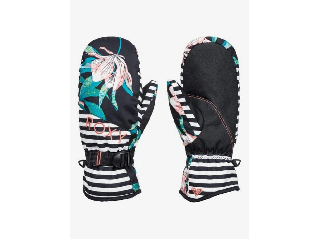 rukavice Roxy Jetty Se Mitt KVJ7
