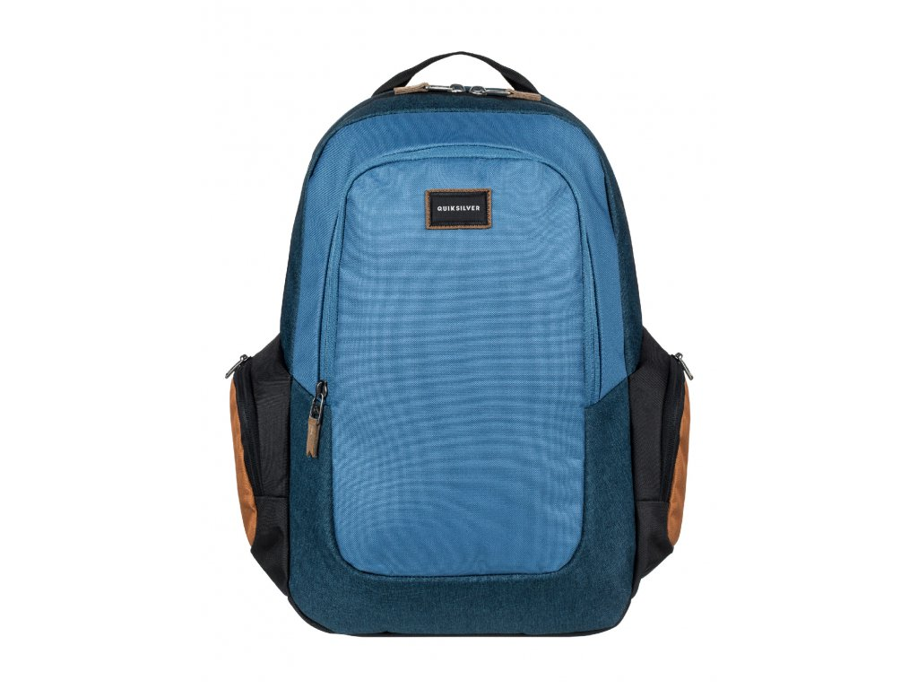 Quiksilver batoh schoolie plus eqybp03403 modrý 25 L