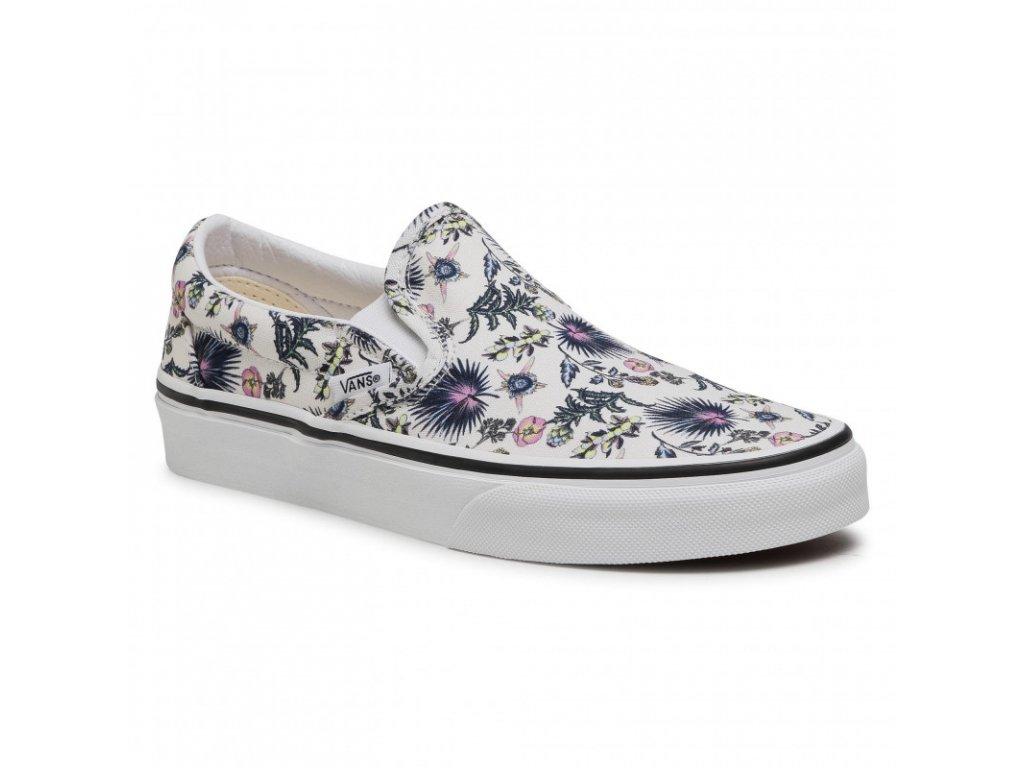 boty Vans Slip On Paradise Floral