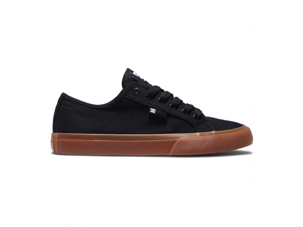 boty DC Manual černé