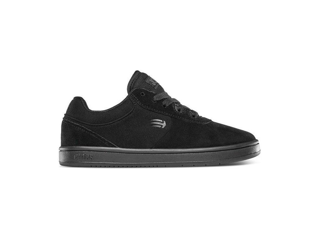 boty Etnies Joslin Kids černé