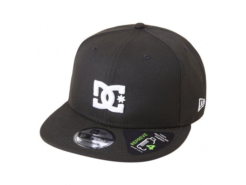 kšiltovka DC Emipe Fielder černá