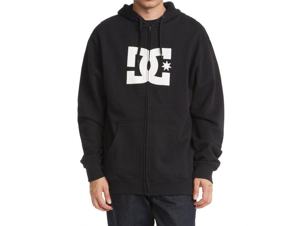 mikina DC Star hoodie zip.2