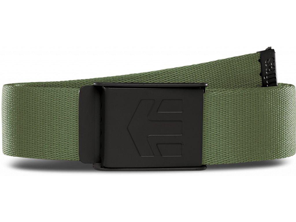 Pásek Etnies Staplez zelený