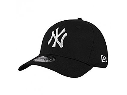 Kšiltovka NEW ERA NY 3930 BLACK/WHITE