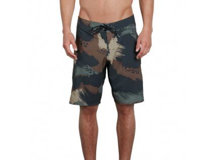 Boardshort Volcom Lido Solid Mod 20 Military