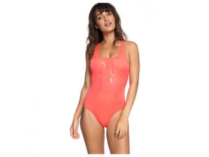 Plavky Roxy Fitness Basic One Piece ERJX103143 RLG0