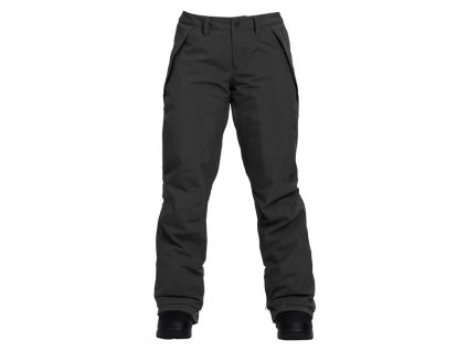Burton Society černá kalhoty