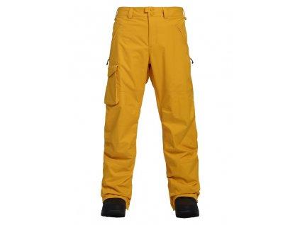Kalhoty SNB Burton Covert zlatý
