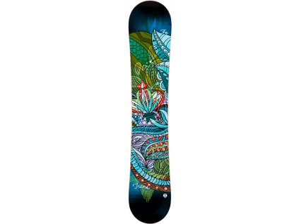 Snowboard Trans FE Girl Black
