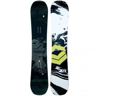 Pánský snowboard Ftwo Blackdeck 17/18