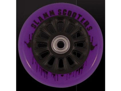 Kolečko Slamm Scooters BLACK/PURPLE+abec9