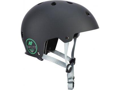 k2skates 2019 varsity helmet black