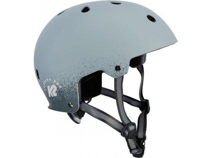k2skates 2019 varsity pro helmet gray