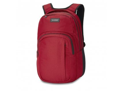 dakine campus l 33l backpack 10002633 crimson red