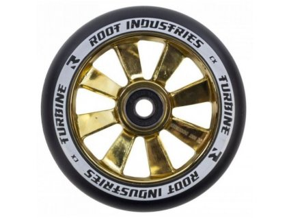 root turbine wheel gold ruhs