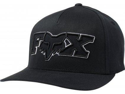 KSILTOVKA FOX ELLIPSOID FLEXFIT BLACK