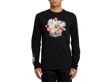 TRIKO VOLCOM POWER LS BLACK