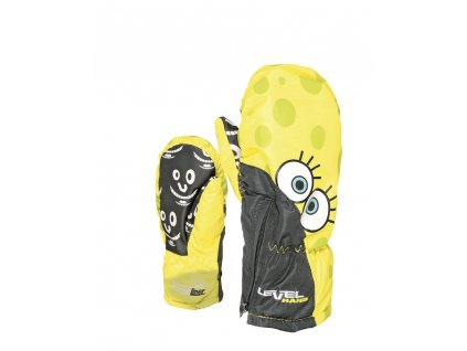 level 4146JM lucky mitt yellow