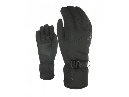 level 3339 trouper gore tex black