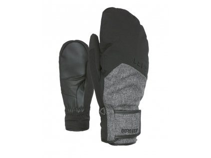 level 1109UM rescue mitt gore tex black grey