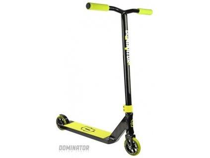 dom19005 dominator sniper black neon yellow angle