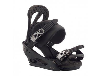 vazani burton stiletto black 34