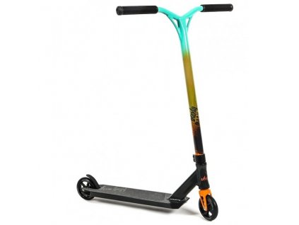 versatyl bloody mary scooter orange blue 4