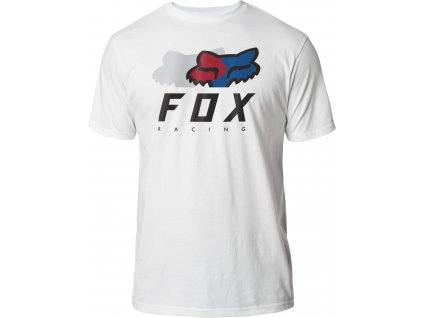 TRIKO FOX CHROMATIC SS PREMIUM TEE WHITE