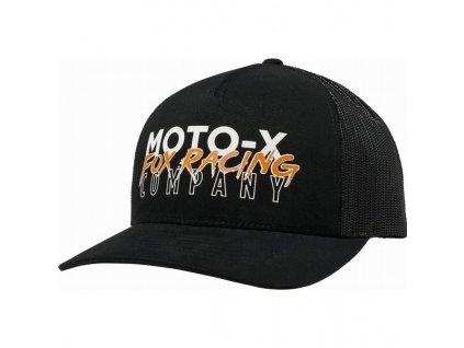 Kšiltovka Fox Rampage Trucker Black