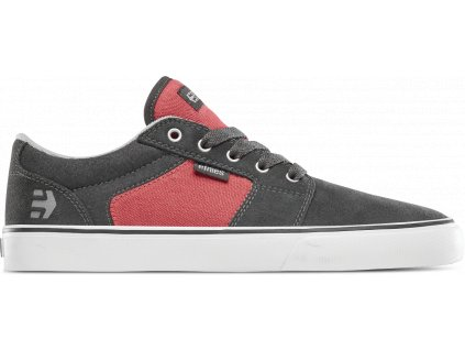 boty-etnies-barge-ls-dark-grey-red