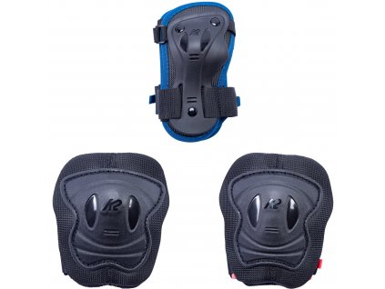 chranice-k2-raider-pro-pad-set-blue