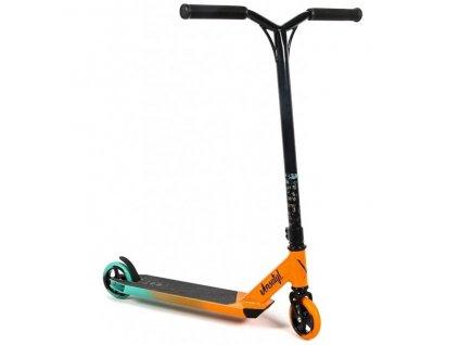versatyl cosmopolitan scooter orange blue 3