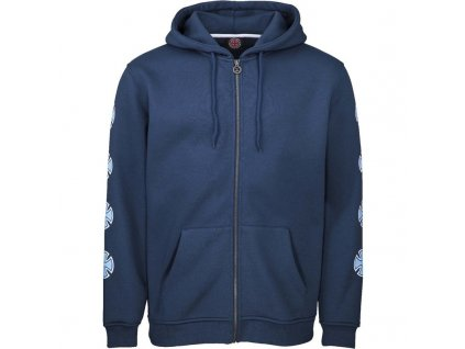 mikina-independent-repeat-cross-zip-hood-navy