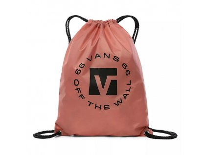 vans benched bag rose dawn