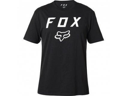 TRIKO FOX LEGACY MONTH SS TEE BLACK