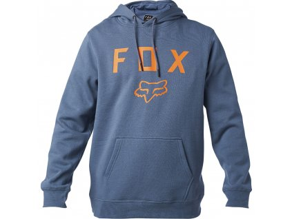 MIKINA FOX LEGACY MOTH FLEECE BLUE/STL