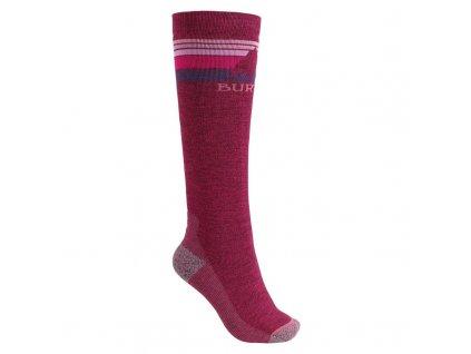 ponožky Burton Sangria