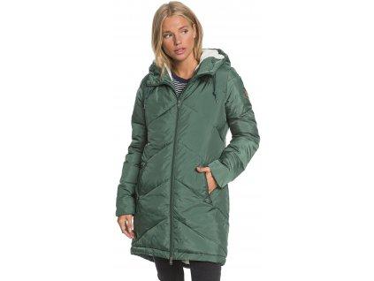 kabátek Roxy zelený