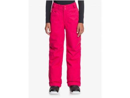 kalhoty Roxy Backyard MZF0 růžová