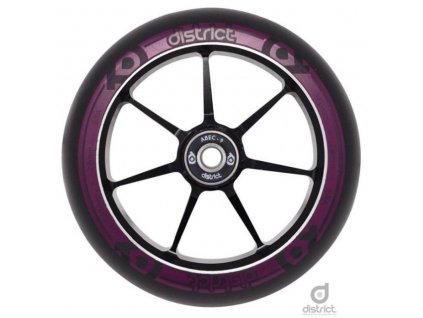 diw19005 district w120 wheels magenta single