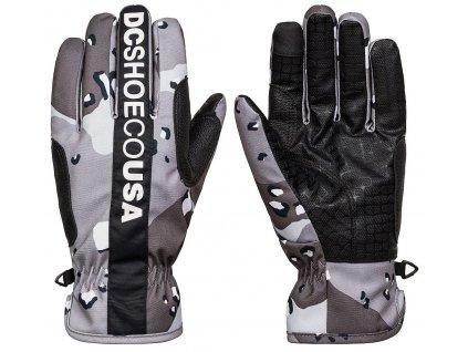 rukavice DC Salute maskáč